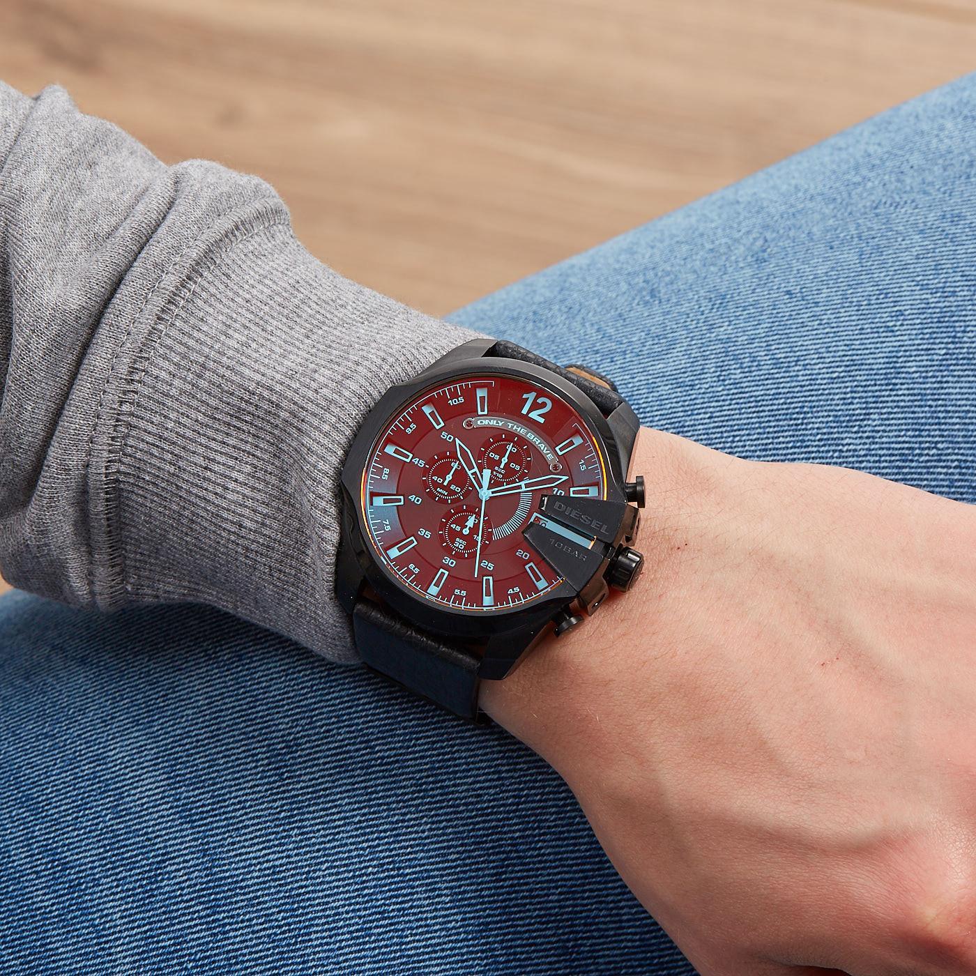 8d5756335 Diesel Mens Mega DZ4323 hodinky - Hodinky