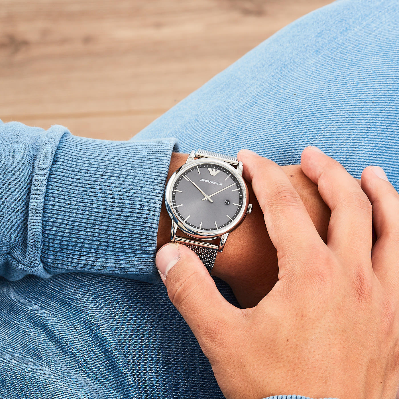 Emporio Armani AR11069 hodinky - Hodinky 5199faa67af