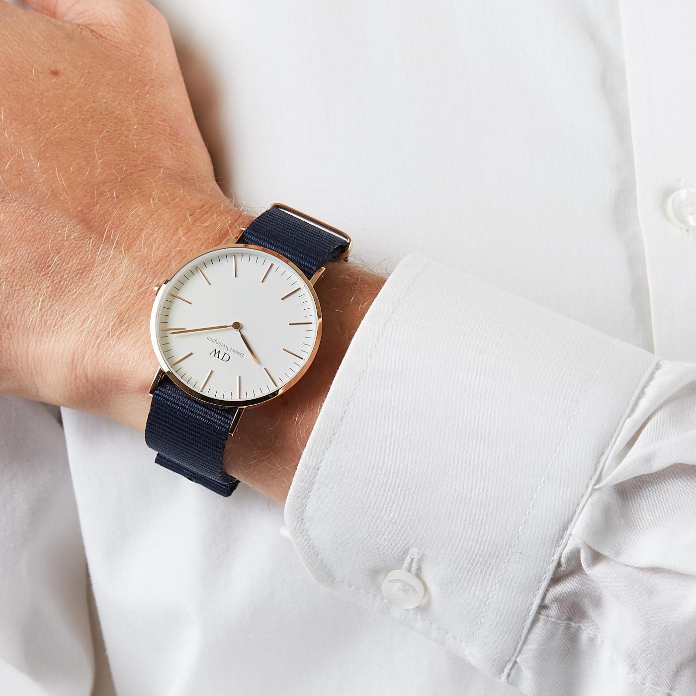 bf172a094d9 Daniel Wellington Classic DW00100275 hodinky - Hodinky