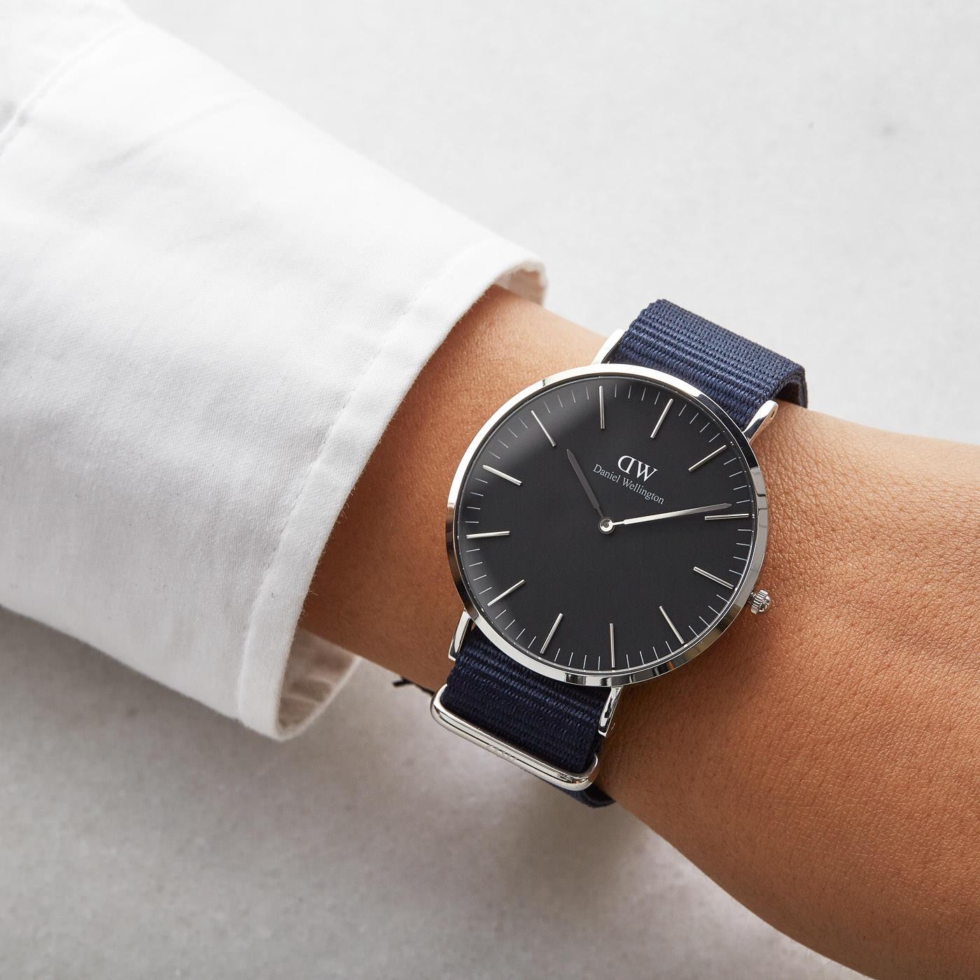 Daniel Wellington Classic DW00100278 hodinky - Hodinky 9ccc857ca94