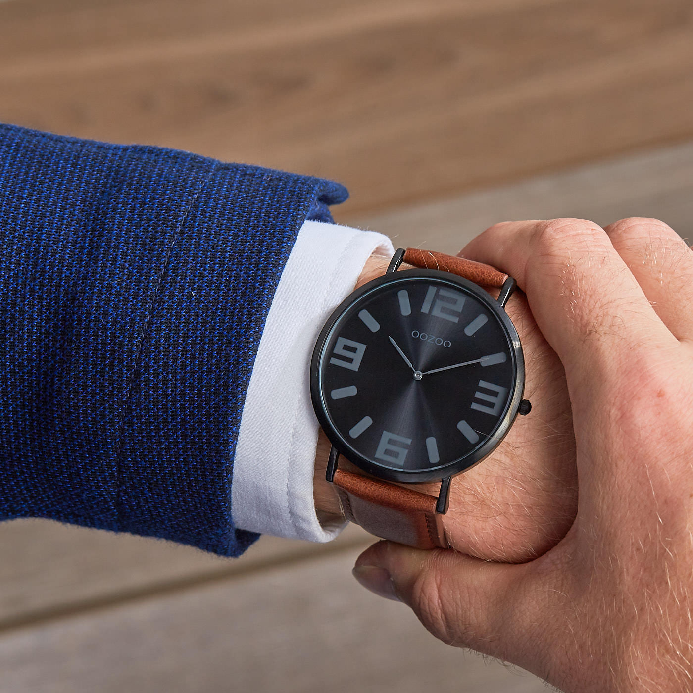 6f9f8924c OOZOO Vintage C8856 hodinky - Hodinky