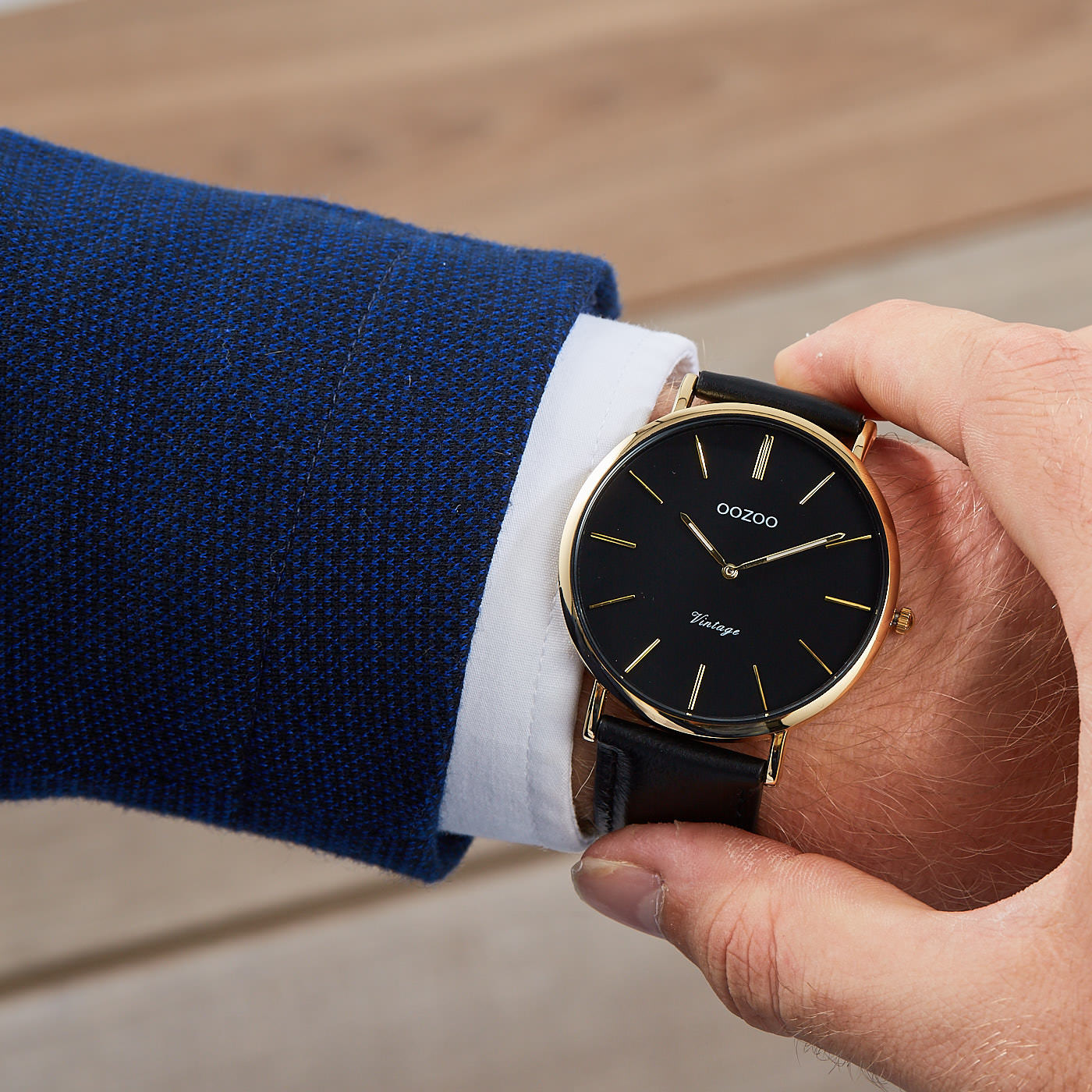 1cc4db360 OOZOO Vintage C8899 hodinky - Hodinky
