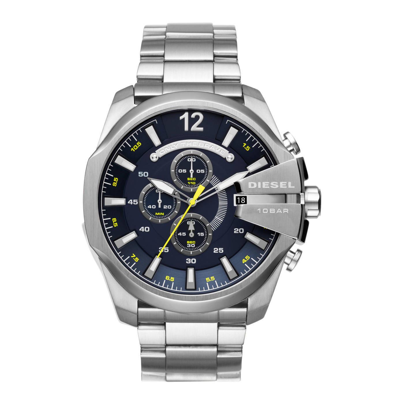 5b600e260 Diesel Mega Chief DZ4465 hodinky - Hodinky