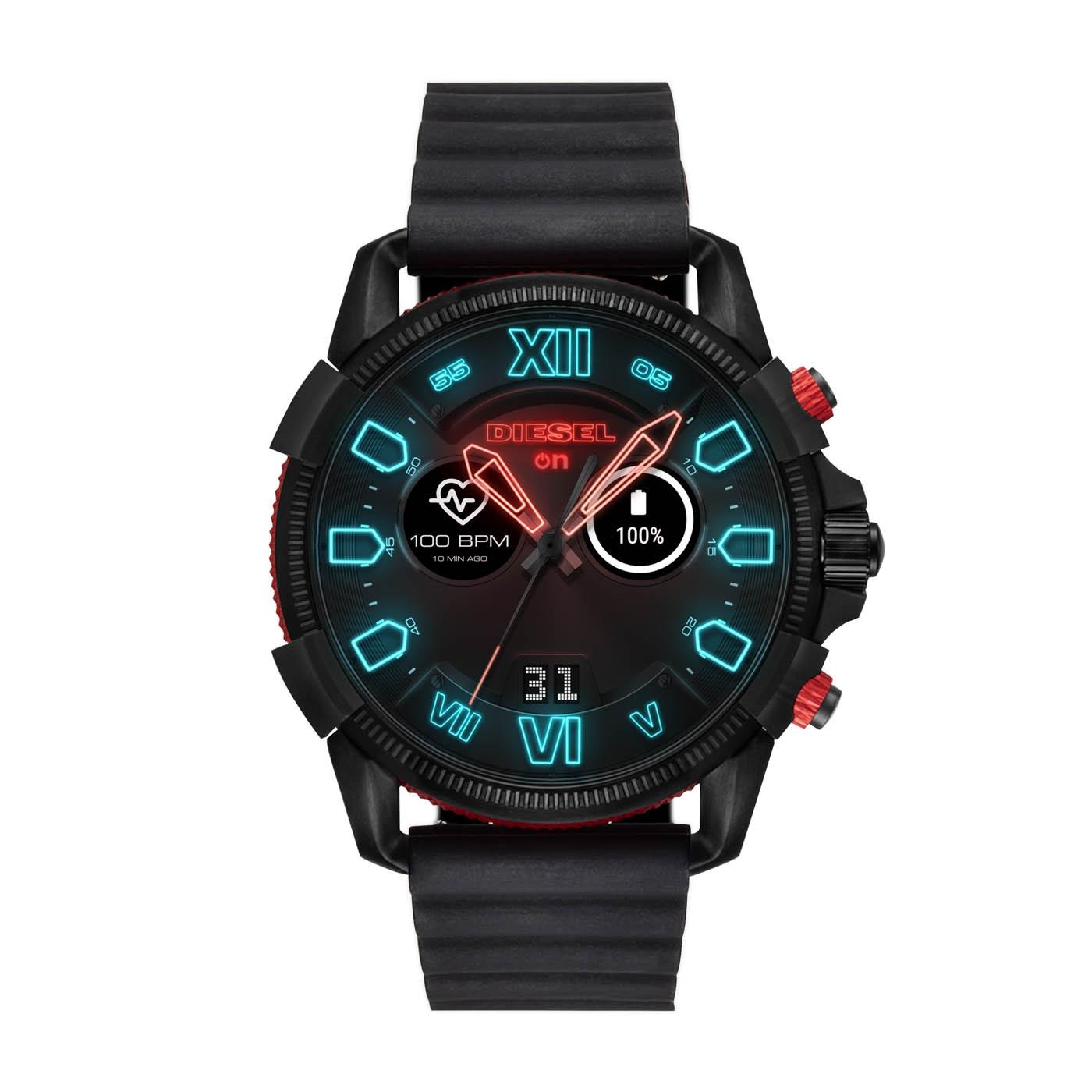 c8f4536cf Diesel On Full Guard 2.5 Gen 4 Display Smartwatch DZT2010 - Hodinky