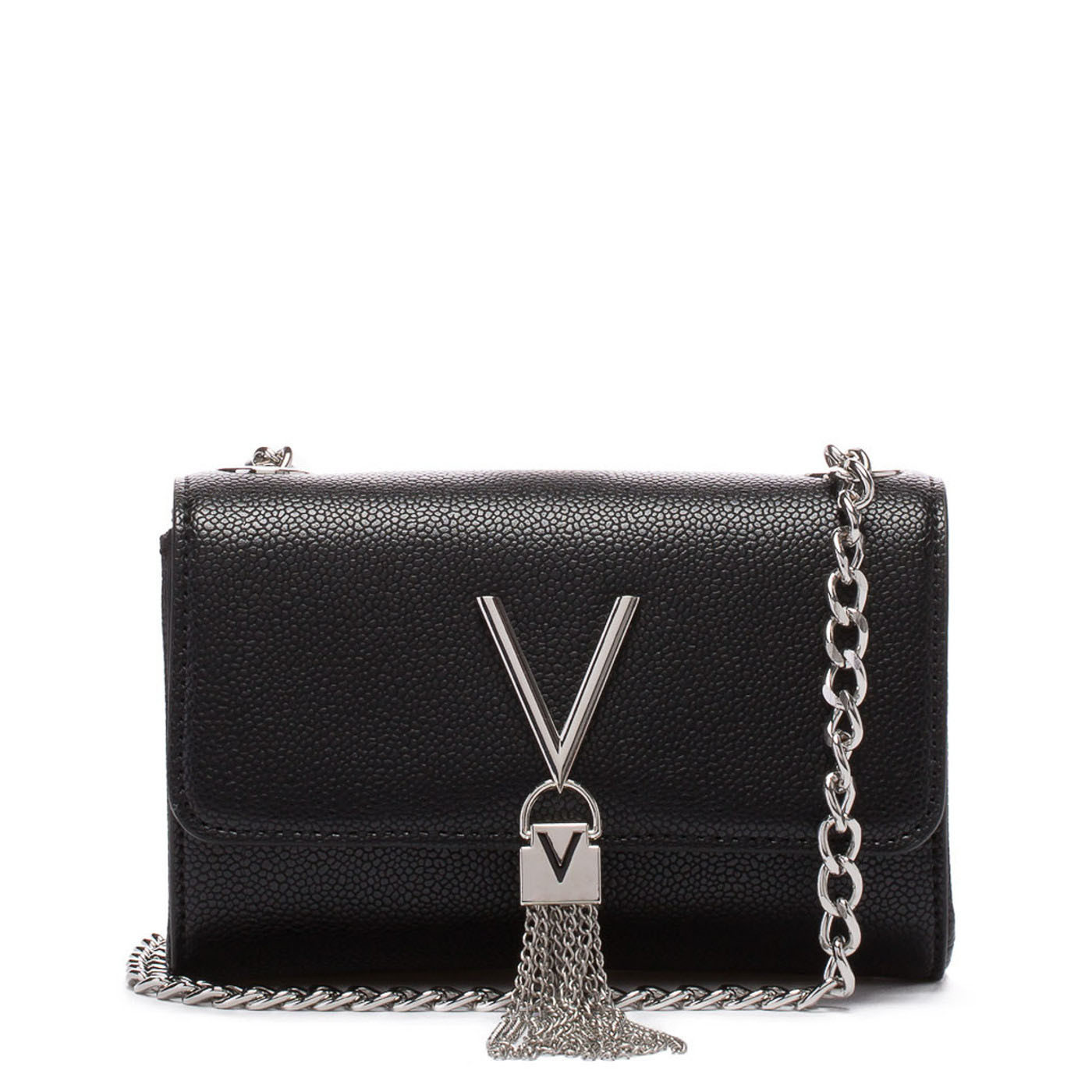 Valentino Divina taška s příčným popruhem VBS1R403GNERO