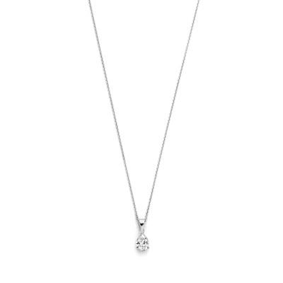 Selected Jewels Mila Elodie 925 sterling zilveren ketting SJ1319549