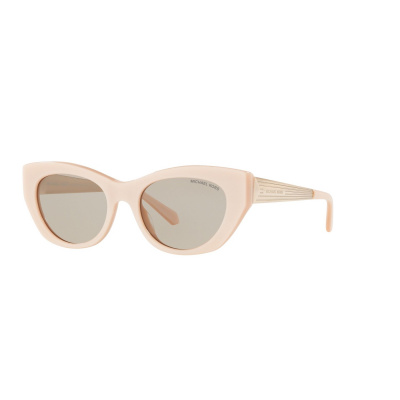 Michael Kors Paloma II Pearlized Peach Zonnebril MK20913245351