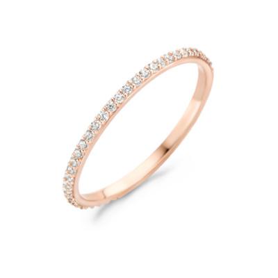Blush 14 Karaat Roségouden Ring 1201RZI