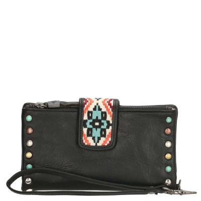 Micmacbags New Navajo Black Portemonnee 16848001
