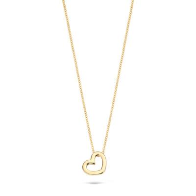 Blush náhrdelník 3081YGO (Velikost: 42cm)