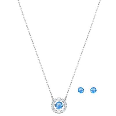 Swarovski Sparkling náhrdelník 5480485 (Velikost: 38-39cm)