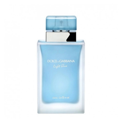 Dolce & Gabbana Light Blue Eau Intense Pour Femme Eau De Parfum Spray 25 ml