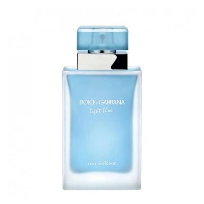 Dolce & Gabbana Light Blue Eau Intense Pour Femme Eau De Parfum Spray 50 ml