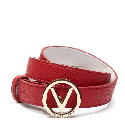 Valentino Round pásky VCS3N356ROSSO