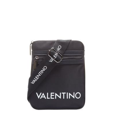 Valentino Bags Kylo Nero Crossbody VBS47305NERO