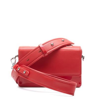 Valentino Bags Meydani Rosso Multicolor Crossbody VBS4NK01ROSSO-MULTI