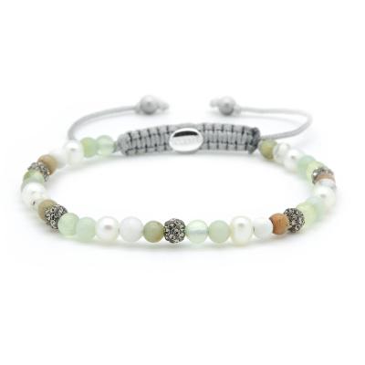 Karma Spiral Be Better Armband 84430 (Lengte: 17.50 - 19.00 cm)