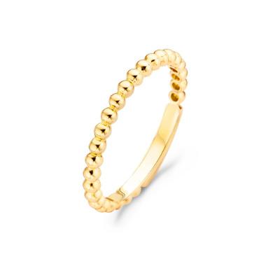 Blush 14 Karaat Gouden Ring 1105YGO