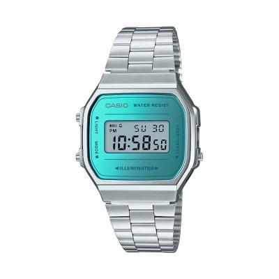 Casio Retro Mirror Face horloge A168WEM-2EF