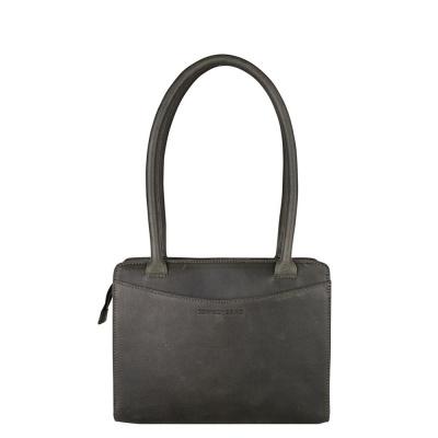 Cowboysbag Saron Dark Green Handtas 3071-000945