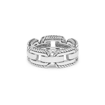 Buddha to Buddha 925 Sterling Zilveren Heritage Barbara Link Ring 118