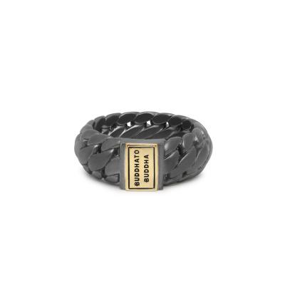 Buddha to Buddha 925 Sterling Zilveren Heritage Ben Ring 542GMG