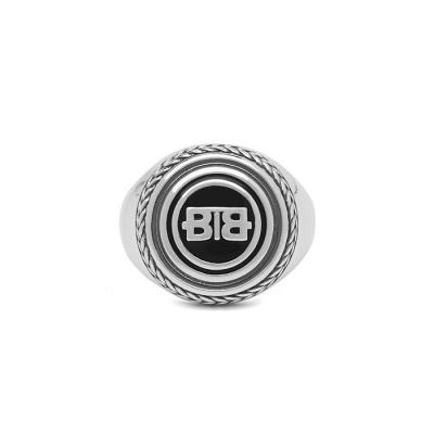 Buddha to Buddha 925 Sterling Zilveren Heritage Tangguh Signet Batas Ring BTB050