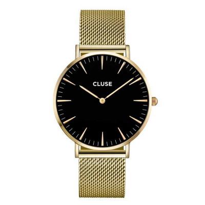 CLUSE Boho Chic Goudkleurig Horloge CW0101201014