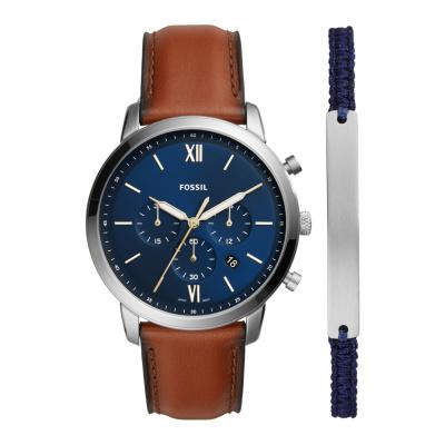 Fossil Neutra Chrono horloge FS5708SET