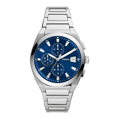 Fossil Everett Chrono horloge FS5795