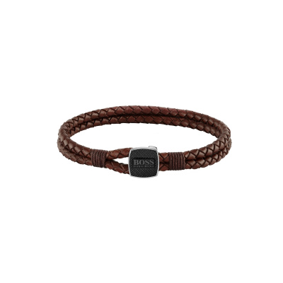 BOSS Seal Armband HBJ1580048M (Lengte: 19.00 cm)