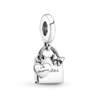 Pandora Passions Pandora Shopping Bag Bedel 799536C00
