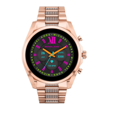 Michael Kors Gen 6 Bradshaw smartwatch MKT5135 PRE-ORDER NOW!