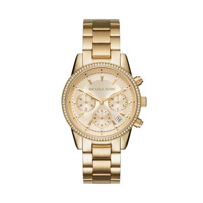 Michael Kors Ritz Chronograaf horloge MK6356