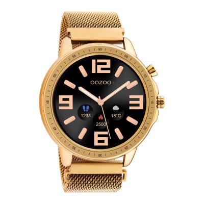 OOZOO Roségoudkleurig Display Smartwatch Q00307
