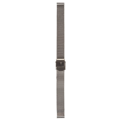 Renard Elite 25.5 Strap 12mm Zilverkleurig R12M2SS3