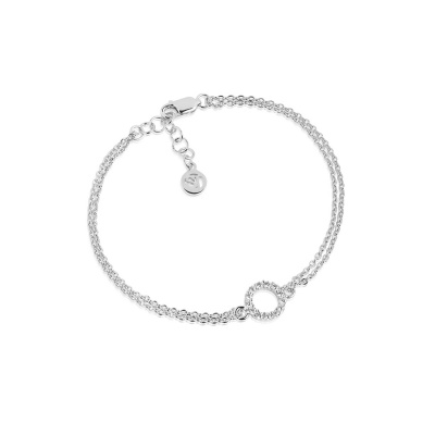 Sif Jakobs Biella Piccolo Armband 925 Sterling Zilver SJ-B337-1-CZ