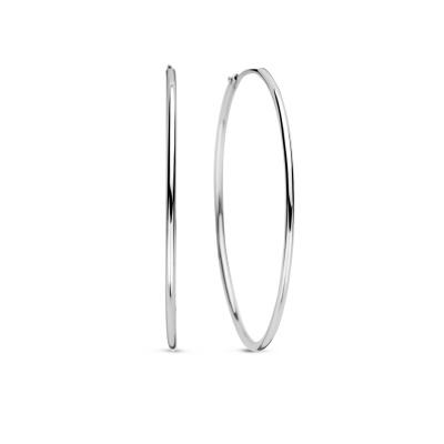 Selected Jewels Zoé 925 sterling zilveren creolen SJ0210261