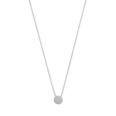 Selected Jewels Mila Elodie 925 Sterling Zilveren Ketting SJ340026