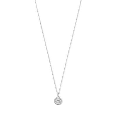 Selected Jewels Lená Rose 925 Sterling Zilveren Ketting SJ340032