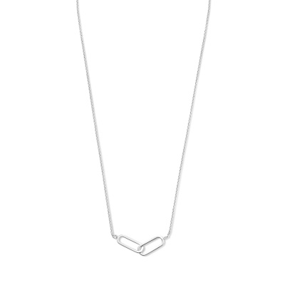 Selected Jewels Emma Jolie 925 Sterling Zilveren Ketting SJ340036
