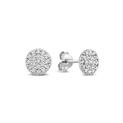 Selected Jewels Mila Elodie 925 Sterling Zilveren Oorknoppen SJ360047