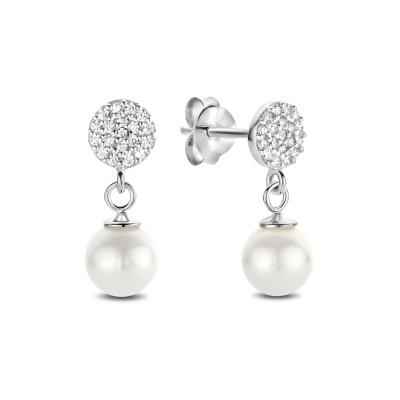 Selected Jewels Mila Margaux 925 Sterling Zilveren Oorhangers SJ360069