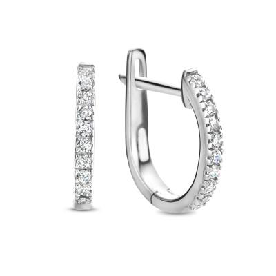 Selected Jewels Mila Elodie 925 Sterling Zilveren Creolen SJ360080