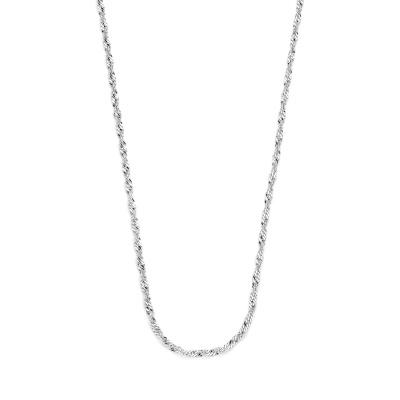 Selected Jewels Léna Inès 925 sterling zilveren ketting SJSS19007