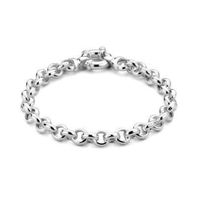 Selected Jewels Emma Vieve 925 sterling zilveren armband SJSS19045