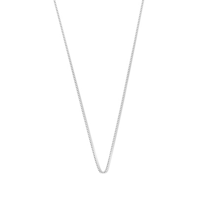 Selected Jewels Léna Inès 925 sterling zilveren ketting SJSS19048