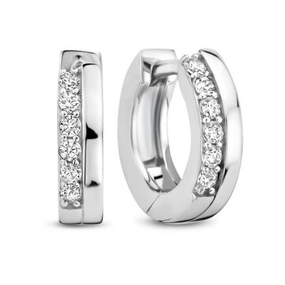 Selected Jewels Mila Elodie 925 sterling zilveren creolen SJSS19054