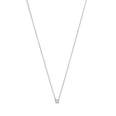 Selected Jewels Mila Elodie 925 sterling zilveren ketting SJSS19075