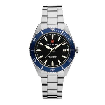 Sem Lewis Lundy Island Diver horloge SL1100072